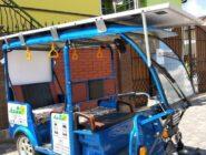 Электро-рикша